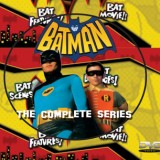 Batman 60's  DVD collection tv series DVD box set collection