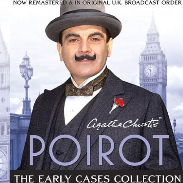 agatha christie poirot  Poirot DVD box set. Hercule Poirot Agatha Christie's - Complete Series