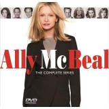 Ally McBeal The complete series