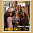 Boston Public DVD  TV show Complete Series Box Set