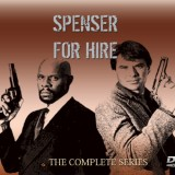 Spenser For Hire- Complete Series